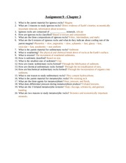 Assignment 9 - Chapter 3 - Answers (1)