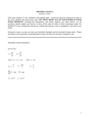 Exam1_Phys0030_Fall2012_solutions