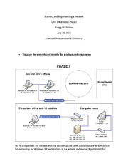 Planning and Implementing a Network_Unit1_IP