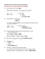 BIOL202 - Study Guide - LAB FINAL practice answers