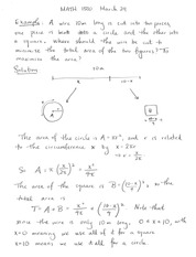 MATH 1500 Week 11 Notes