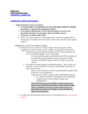 PADP 7110 Book Notes for Final Exam