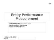 13_Entity_Performance_Measurement