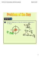 FH_U5_L4_4.2_Trig_Functions_Unit_Circle