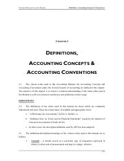 Accounting Definitions_Concepts_Conventions