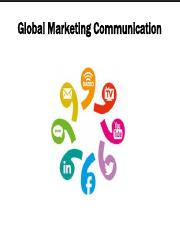10-1. Marketing Communication Decisions