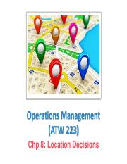 CH8 - Location Strategies.pdf