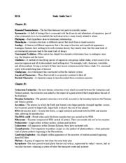 bio 101 quiz 4