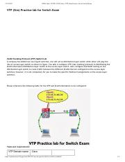 GNS3 Labs _ CCNP _ CCNA Labs_ VTP (Sim) Practice lab for Switch Exam