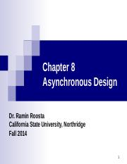 Chapter 8_ Asynchronous_Design.ppt