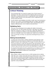 critical thinking steps.PDF