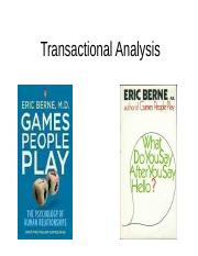 Transactional Analysis for BC class.ppt