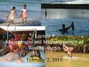Lecture 04 Fisheries summary slides
