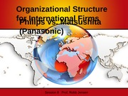 8 - Organizational Structure for International Firms, Win11