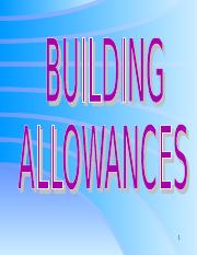 Depreciation_Allowance_Buildings