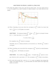 Exam (II) Fall 2012 with answers