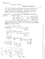Exam 2A Spring 2015 Solution on IC Computer-Aided Analysis