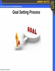 MSL101L07_Goal_Setting_Process
