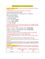 CEE 350 - Korshin - Winter 2012 - Homework 6(1)
