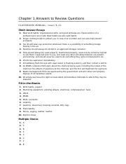 Chapter 1 Answers to Review Questions (1).doc