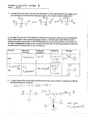 CHEM 114 - Practical 3_Quizzes A_D