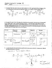 CHEM 114 - Practical 3_Quizzes A_D