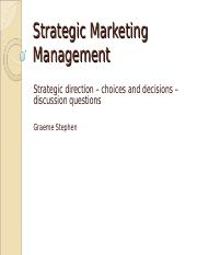 Discussion_Questions_Strategic_direction_choices_and_decisions