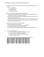 revision questions for MCQ
