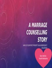 A Marriage Counselling Story.pptx