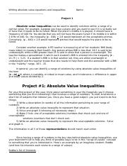 Absolute Value Inequalities Project.docx