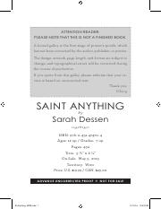 What Happened To Goodbye Sarah Dessen Pdf