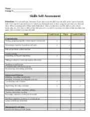 worksheet 1 interpersonal skills self assessment Airman comprehensive assessment (aca) worksheet free download and preview unmatched interpersonal skills airman comprehensive assessment.