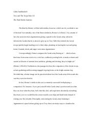 Ttw Simile Essy  Max Frankovits Professor Kotch Troy And The Trojan   Pages Troy And Trojan War Simile Essay What Is A Thesis Of An Essay also Personal Essay Examples High School  Sample High School Admission Essays