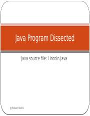 Java_Program_Dissected