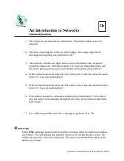 Intro to Networks Student Questions.doc