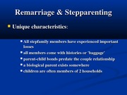 14 - Remarrige and Step Parenting