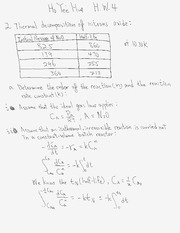 HW4 Solutions