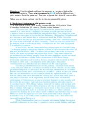 Module 1 Worksheet - Columbus Day(1).docx