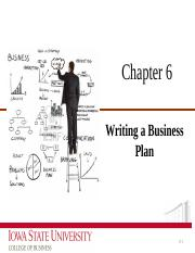Chapter 6_Writting a business plan_nc