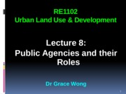 RE1102 Lecture 8