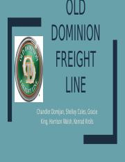 OD Freight Line_CarrierPresentation