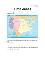 Time Zone Worksheet Students.docx