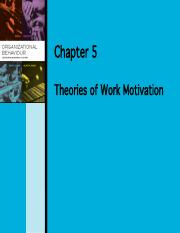 Notes_Ch 5_Theories Mot_Jan 2014