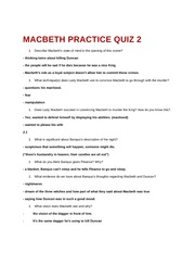 macbeths state of mind essay Get free homework help on william shakespeare's macbeth:  in the world that the macbeths have created  imagining his mind to be full of scorpions, and.