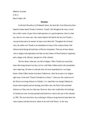 black studies final essay