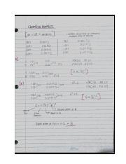 chemical kinetics.docx
