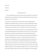 critical thinking journal 2.docx