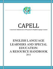 CAPELL_SPED_resource_guide