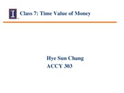 Session 7 Time Value of Money0