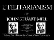 Mill Utilitarianism text